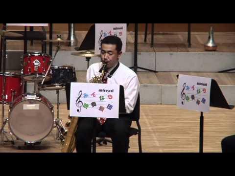 A Song for Japan Saxophone Quartet version