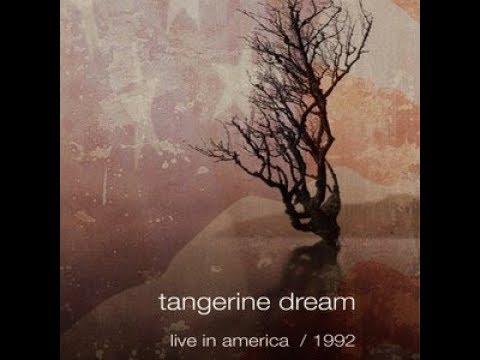 TANGERINE DREAM FULL CONCERT LIVE 1992