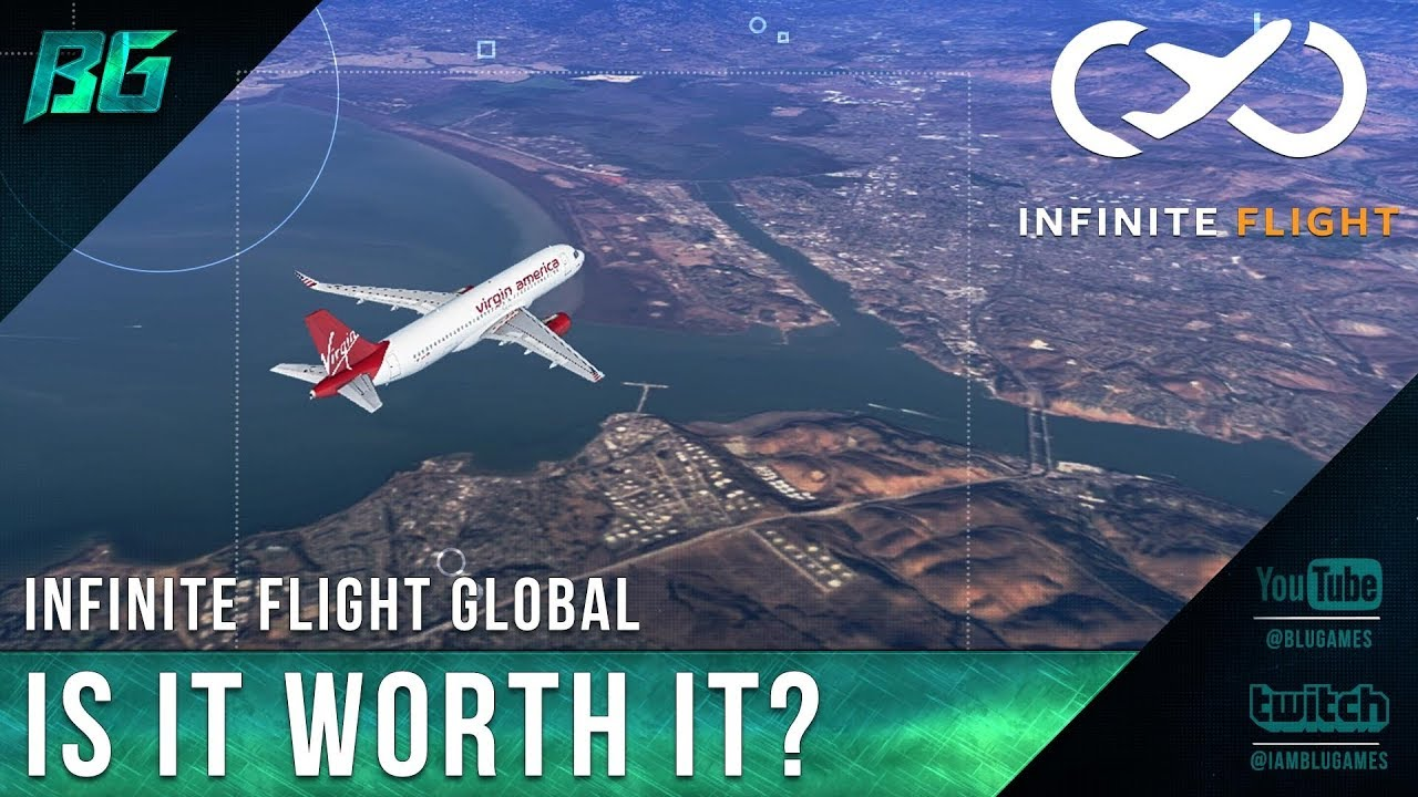 Infinite Flight | Is It Worth It? Global Review