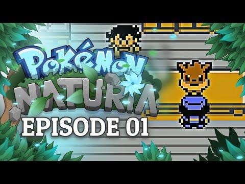 """Pokémon Naturia Nuzlocke w/ TheKingNappy! - Ep 1 """"LITMUS WOES"""""""