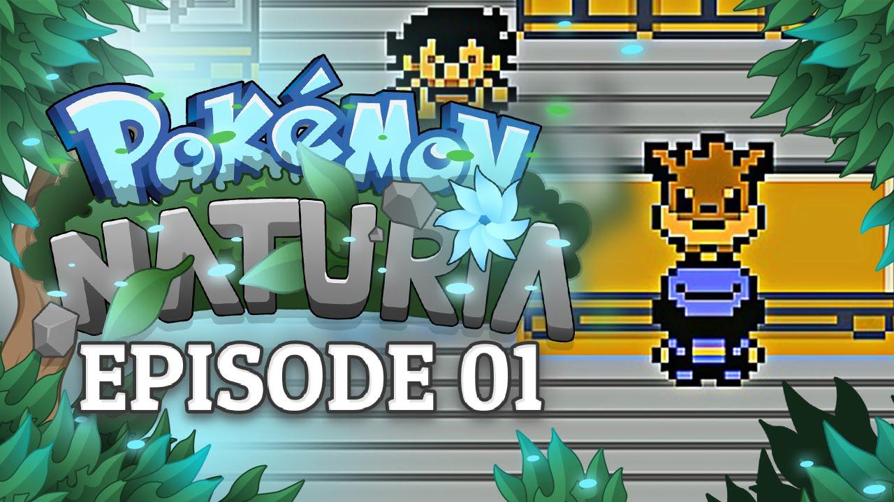 Pokémon Naturia Nuzlocke w/ TheKingNappy! - Ep 1