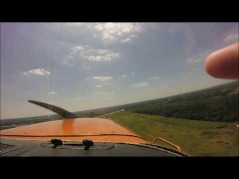 Flight Vlog: Cross Country with Dmariyae to KADF