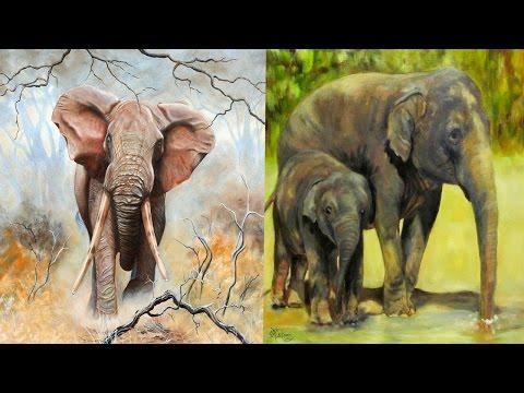 All Elephant (Sub)species - Species List (Re-Upload)