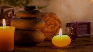 Música de flauta de bambú, vibración de energía positiva, chakras, curación emocional y física, spa