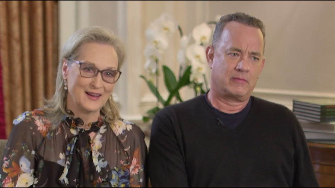 Download Were Tom Hanks and Meryl Streep paid the same in The Post? | ITV News