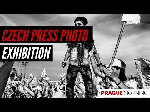 Czech Press Photo Exhibition in Old Town