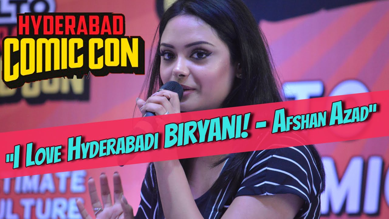 Comic con 2016 hyderabad sprs entertainment ft afshan azad aka comic con 2016 hyderabad sprs entertainment ft afshan azad aka padma patil youtube altavistaventures Gallery