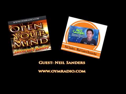 Open Your Mind (OYM) Radio - Neil Sanders - May 28th 2017