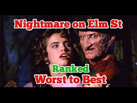 Nightmare on Elm Street Movies Ranked From Worst To Best