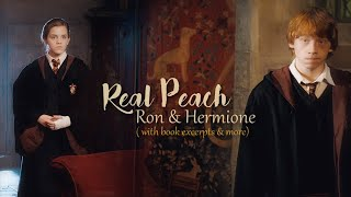 Ron Hermione All Is Fair In Love And War Books Movies