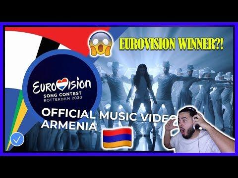 Athena Manoukian - Chains On You - Armenia 🇦🇲 - Official Music Video - Eurovision 2020 Reaction!