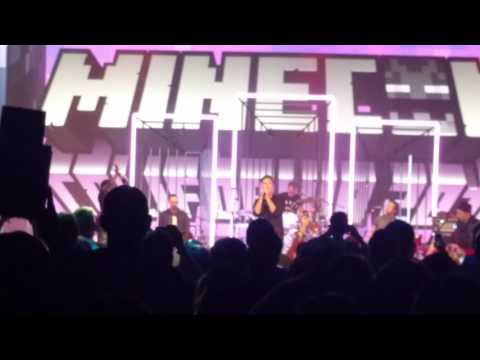 Fitz And The Tantrums - Run It [LIVE from MINECON 2016]