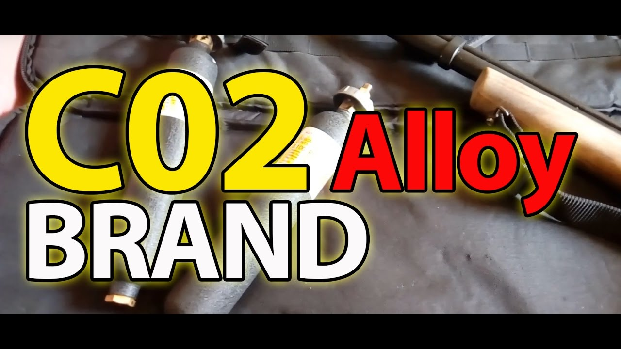 How to refill Airgun with c02 tank
