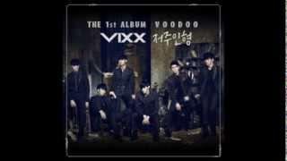 15. 저주인형(VOODOO DOLL) Instrumental [VIXX 1st Album