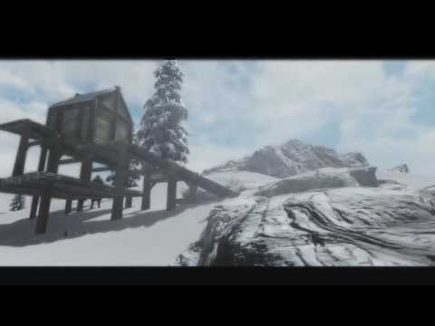 TES V Skyrim Mods: Live Anywhere Constructible Shacks by gezegond