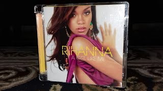 Unboxing Rihanna -  A Girl Like Me Deluxe Edition (Imported) CD + DVD