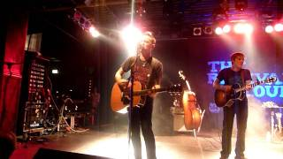 Dave Hause and the Revival Tour Gang - Trusty Chords (The Revival Tour, Munich 8.10.2011)