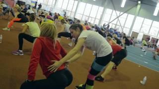 Фитнес программа Рывок - Рекорд Украины