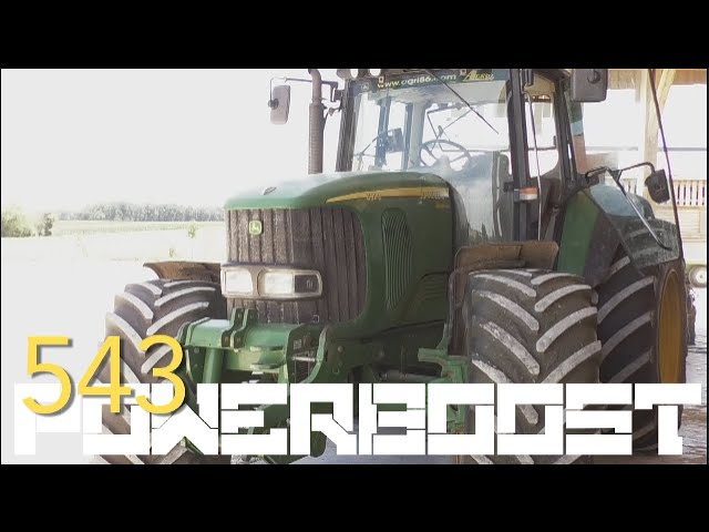 Ce mécano répare moins cher vos tracteurs dans votre ferme  !