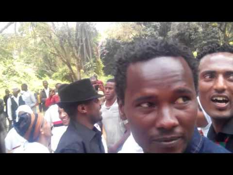 Irecha 2016 in Nairobi with the hero Artist Chala bultum thumbnail