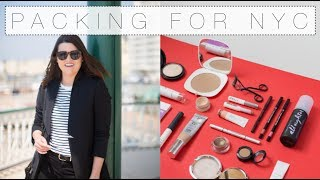 A Day In The Life: Packing For New York | The Anna Edit