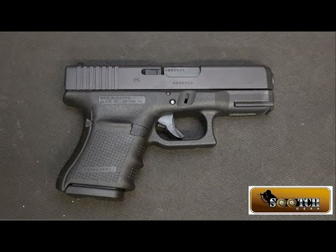 Glock G29 10mm Compact Review :Power House!