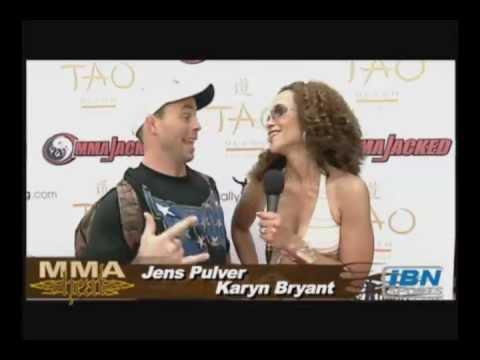 Jens Pulver - UFC 100 Tao Beach Party Interview