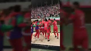 Video 235 | Fethiyespor'u 2-0 Mağlup Eden Karşıyaka'nın Sevinci 📢😎
