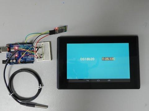 Как подключить DS18b20 к Arduino