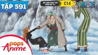 One Piece Tập 591 - Chopper Nổi Giận. Master Và Những Thí Nghiệm Phi Nhân Tính - Đảo Hải Tặc