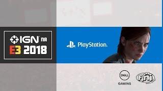 E3   Conferência Playstation 2018 ao vivo dublado em português   IGN NA E3