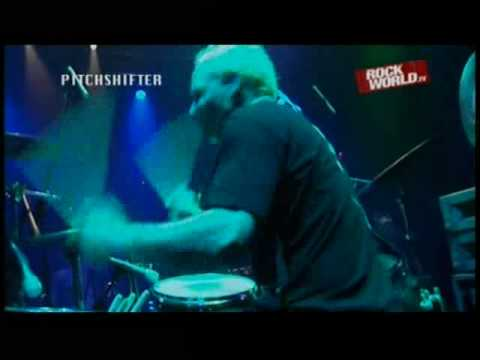 Pitchshifter - We Know  (Live March 2006)