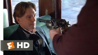 Frank & Jesse (1995) - The Pinkerton Man Scene (5/11) | Movieclips