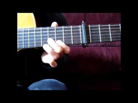 Catholic Hymn: Guitar Solo - Blest Are You Lord (Aniceto Nazareth)