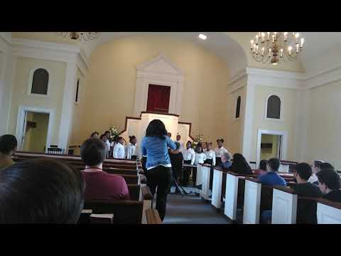 Raines Elementary School Choir of Jackson, MS