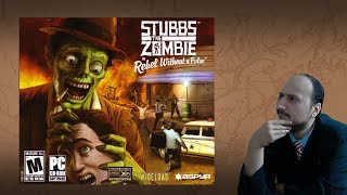 "Gaming History: Stubbs the Zombie in Rebel Without a Pulse ""The best zombie game ever made"""