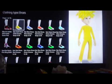 How to get free outfits for your avatar on xbox one