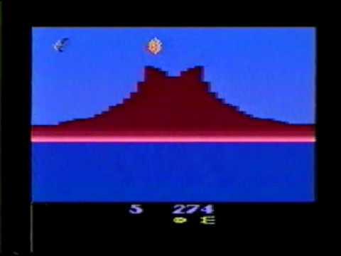 Atari VCS/2600 Fathom (Imagic) longplay