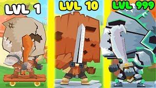 EVOLUTION OF HERO FROM HOMELESS TO REAL HERO IN GAME HERO SIMULATOR!