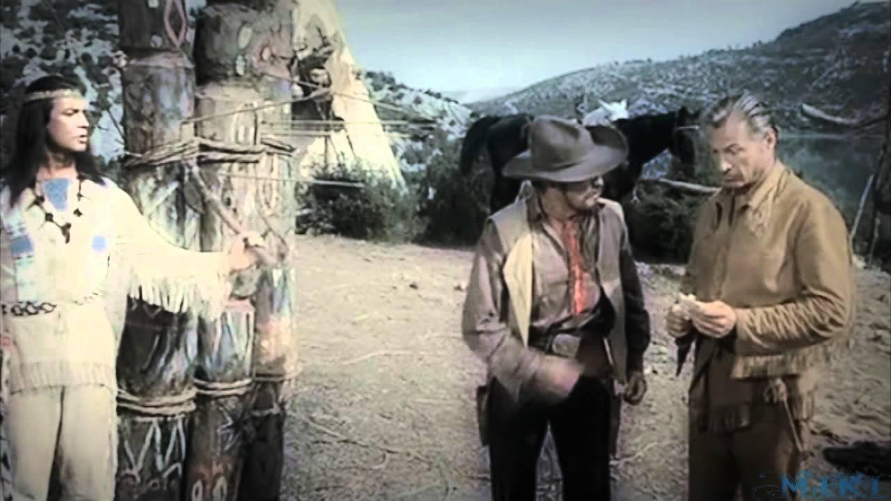 Winnetou Old Shatterhand