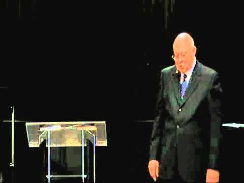 Pastor Gene Evans Talks About Prayer
