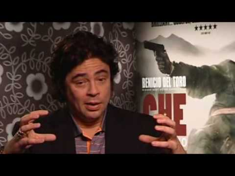 Benicio del Toro on playing Che Guevara