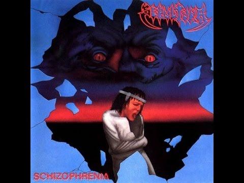 Sepultura - Schizophrenia (Full Album)