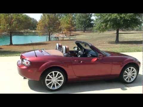 sold 2008 mazda mx 5 miata grand touring only 8k miles for sale see www sunsetmilan com youtube. Black Bedroom Furniture Sets. Home Design Ideas