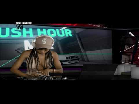 """Ntando Duma Introducing Thando Duma 'DJ Lady Amar"""" Kasi Vibes """"RHM"""""""