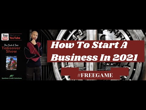 How to Start A Business 2021  Step By Step Guide How To Start Your Business Steps To Business Credit