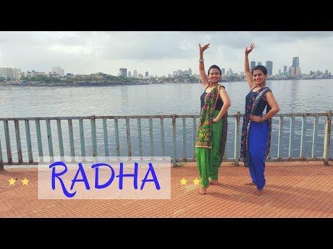 RADHA I Jab Harry Met Sejal I Bollywood I  Naach Choreography