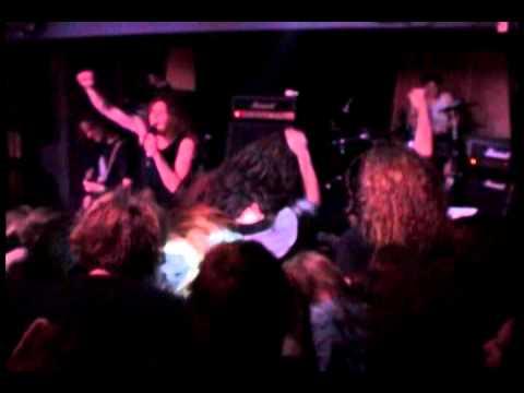 """Wulture - Last Breath (live in Vilnius, club """"Metro"""")"""