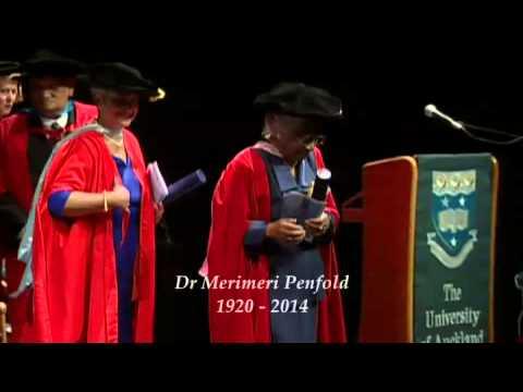 Obituary Dr Merimeri Penfold - Marae TV One