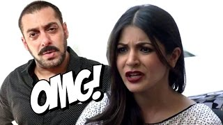 Anushka Sharma SLAPS Salman Khan on Sultan SETS!